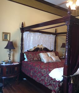 Room #3 in historic mansion! - Galveston - Maison