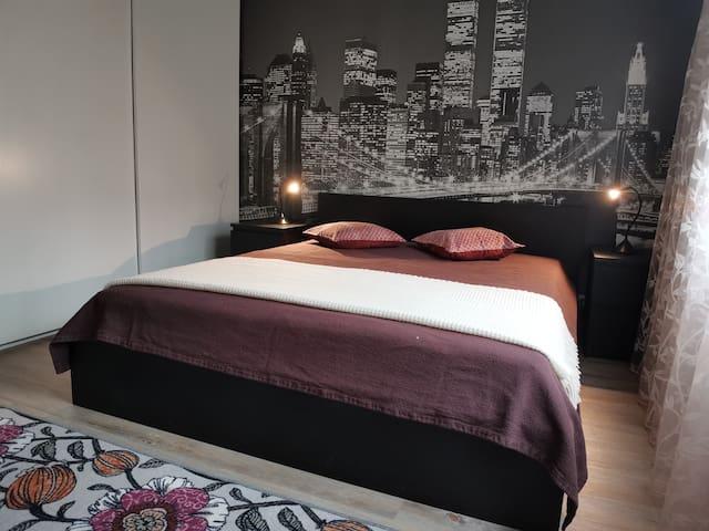 Scandinavian City Apartment