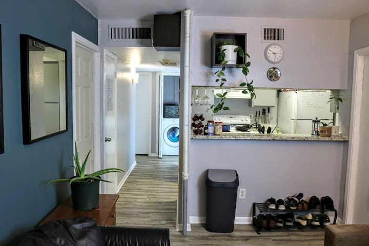 Bunk 1 @ Med center and NRG stadium - Houston - Apartment