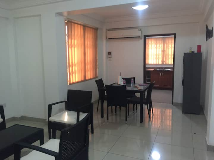 Unique 2 Bedroom in Accra Adenta flats
