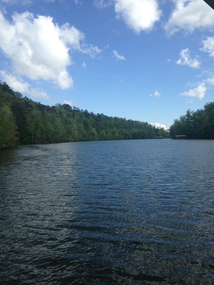 Smith Lake Getaway!