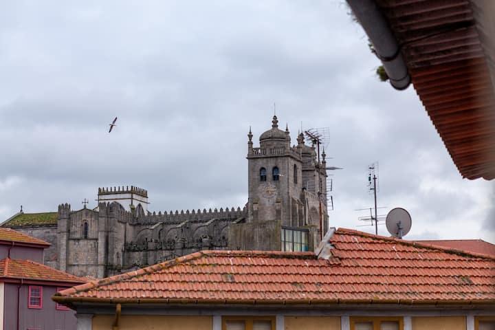 Oporto City View - Trindade Studio 3
