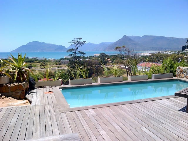 Lovely sea view holiday apartment - Kaapstad - Appartement
