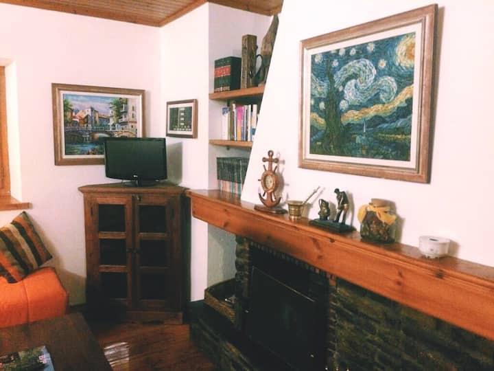 Apartamento acogedor en arties, baqueira-beret
