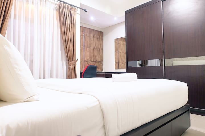 Near Thamrin City Cosmo Terrace 1BR