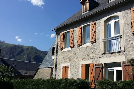 Chambre privée en village typique - Appartement
