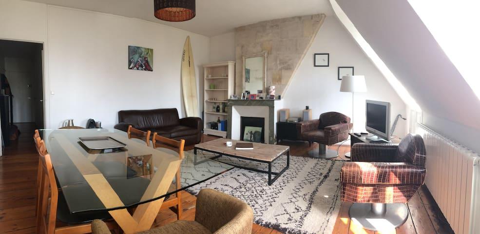 Appartement avec balcon - Tourny-Grand Théâtre