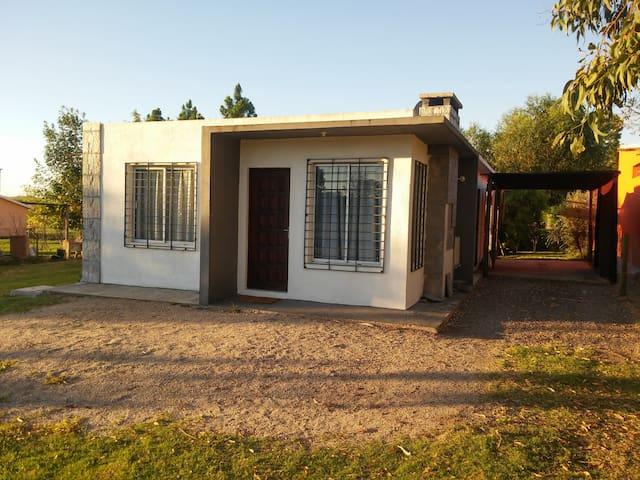 Linda Casa en Balneario Kiyu