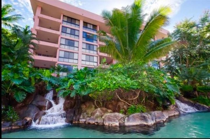 Kahana Falls Resort in Lahaina, Maui