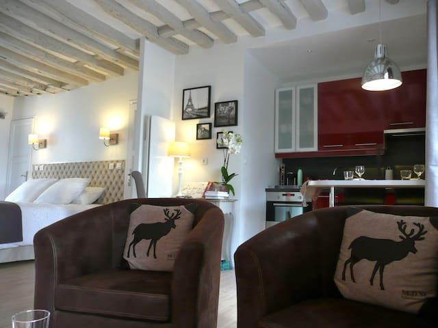 APPART 9 - Bièvres - Apartment
