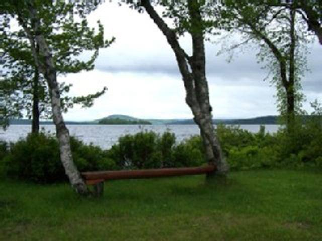 Shared access to Rangeley Lake: