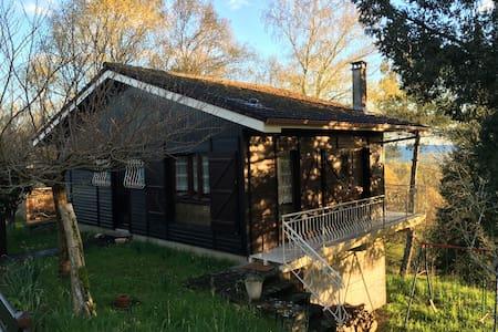 Chalet en pleine nature Corrèze/Lot - Altillac - Дом