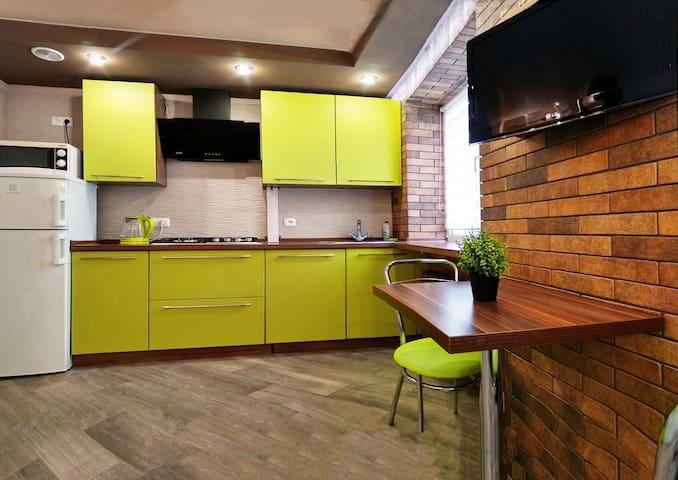 Luxury Loft  NEW apartment
