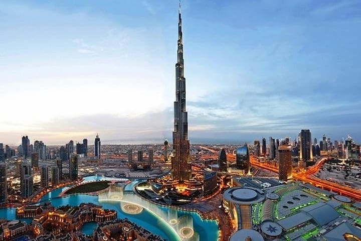 Have the experience living in Burj Khalifa tower