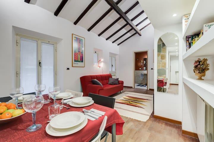 Pamphili Loft Trastevere - Rome - Appartement