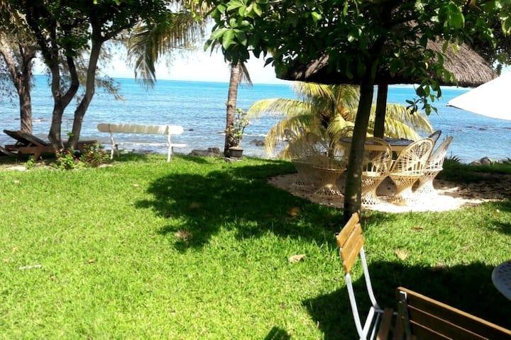 Seaside beach cottage in Tamarin - Piedanlo 4