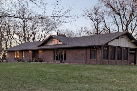 Willow Lake Retreat, Burrton, KS