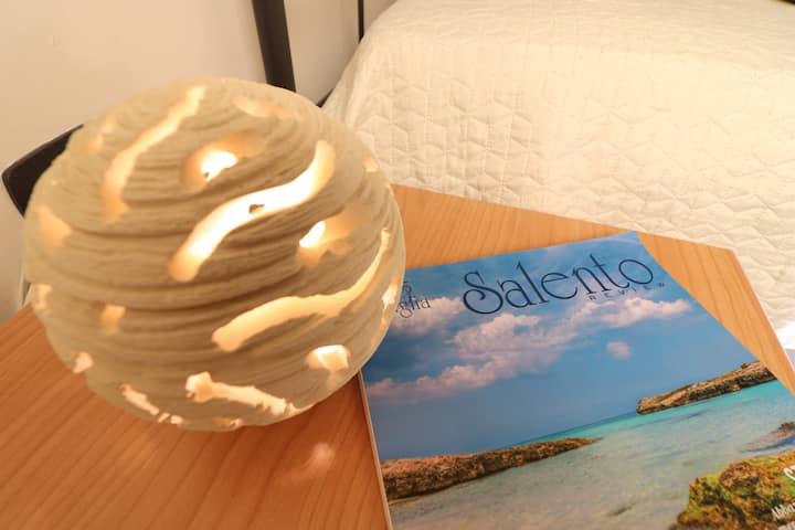 Cultural holiday by the sea - Apartment Clio in Otranto