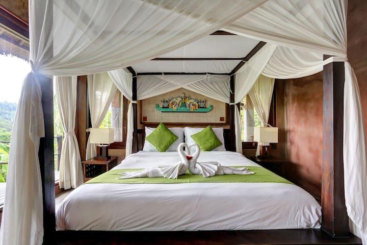 The Taman Negari Bali Retreat