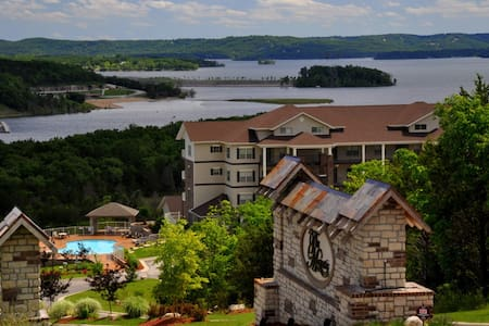 The Majestic at Table Rock Lake - Branson - Appartement en résidence