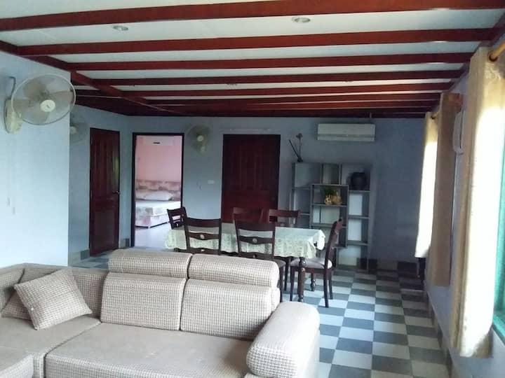 Dongkhamxang Résidence, apartment L2