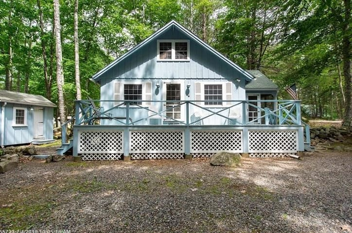 A York Maine Retreat!  Close to All and Private