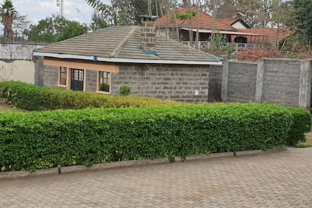 Milimani 1 bedroom beautiful cottage.