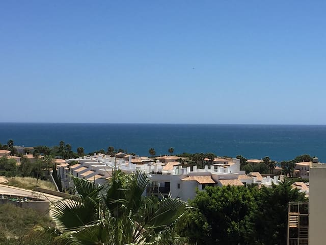 Stunning location - Porto de Mós beach