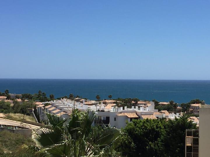 Stunning location - Porto de Mós beach