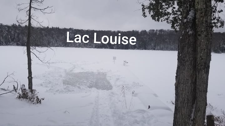 Rest of LAKE LOUISE a Haven of peace