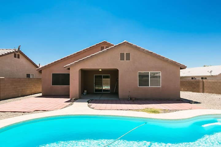 4908 S Rinaldi Circle, Fort Mohave, AZ  (3BD)