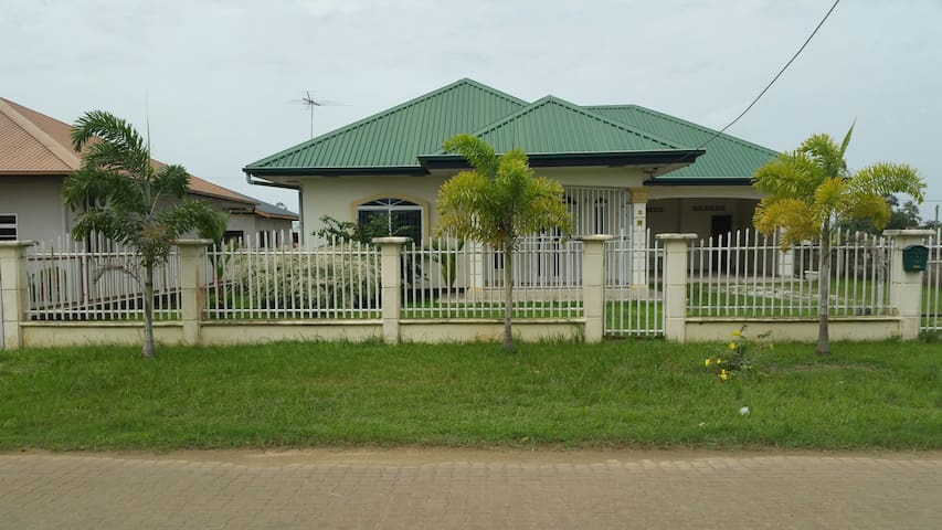 Family friendly and Spacious House - Paramaribo - Casa
