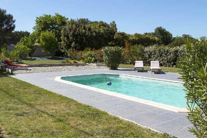 Au cœur de la Provence - Pujaut - Villa