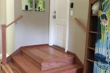 Guest Separate Entry into the house
