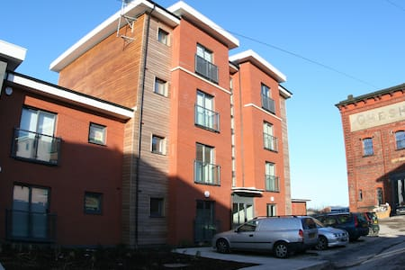 Grand Central Serviced Apartments (Scott) - Warrington