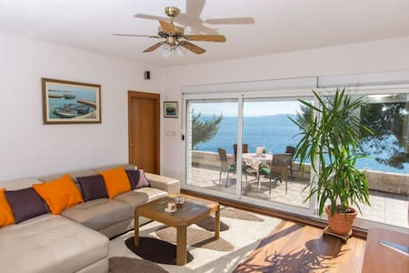 Stunning sea view apartment - Flat