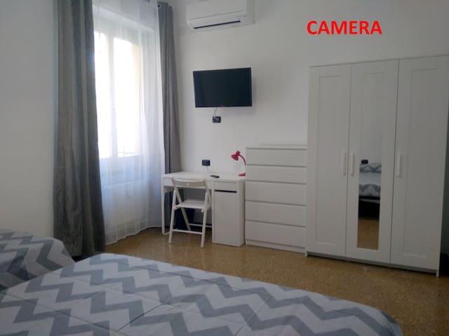 B&B Gaslini & Mare (camera con anche uso cucina) 1