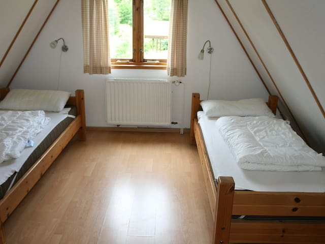 4-room house 70 m² Arolsen-Twistesee in Bad Arolsen for 6 persons - Bad Arolsen - Hus