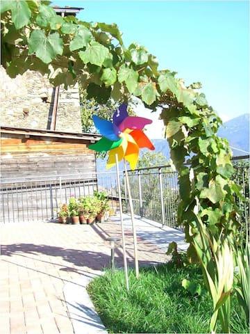 Casa La Girandola - Teglio - Huoneisto