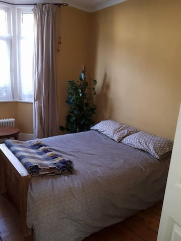 Cosy and comfy double room.