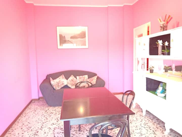 Apartment with one bedroom in Villanova d'Asti, with wonderful city view and balcony
