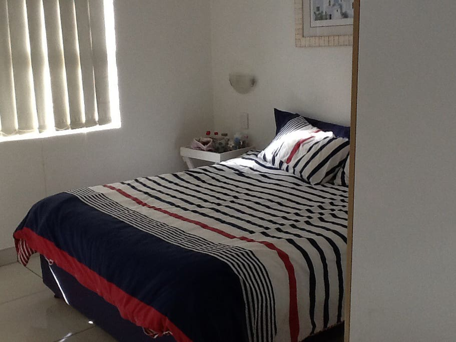 Bedroom 3 with an en suite. Shower