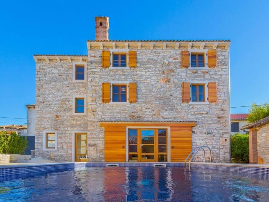 Villa Viktorija - Istria - Croatia