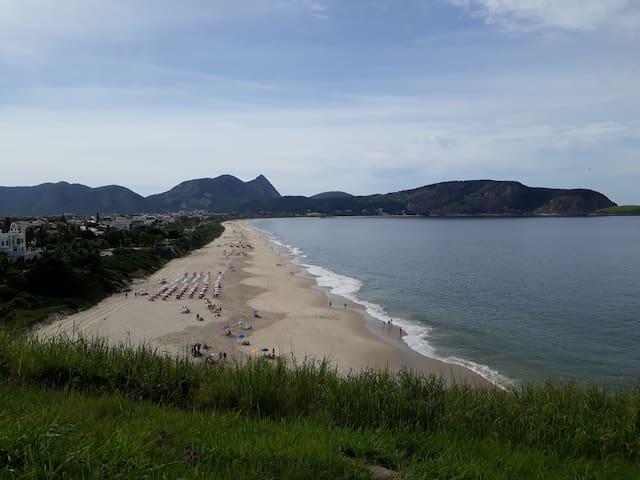 Apartment, Camboinhas Beach in Niteroi - Rio