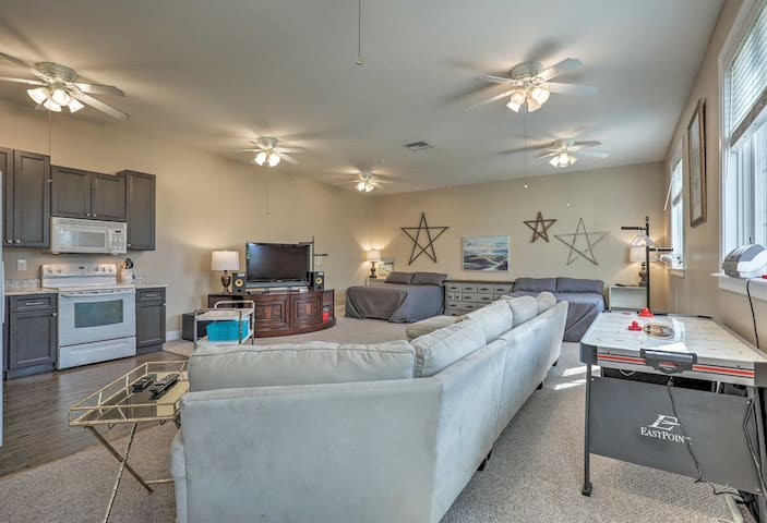 Find space for 4 guests to spread out in this vacation rental.