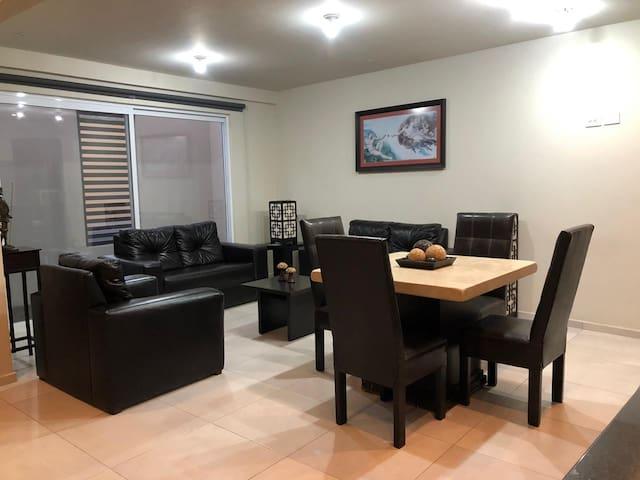 Tu Casa Nueva en el Centro de Durango