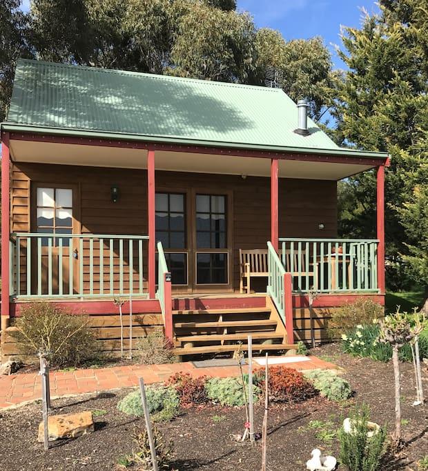 Clunes Cottage