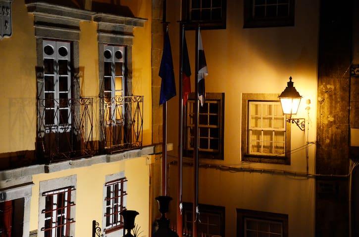 """Casa do Poço - Room 1 """"Rio Minho"""" - Santo Estevão - Pension"""