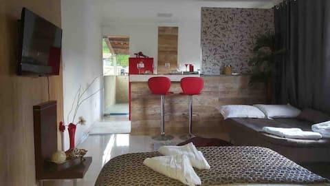 Apartamento confortável em Contagem 5 km Mineirão