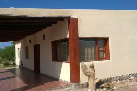 Casa en Amaicha del Valle, Tucumán.Apapachar